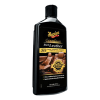 MEGUIARS G7214  - LEATHER CLEANER & CONDITIONER