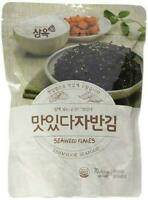 Seasoned Laver Snack(Seaweed Rice Seasoning w/ Sesame Seeds) 70g x 4ea