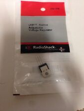 LM317T Positive Adjustable Voltage Regulator #276-1778 By RadioShack