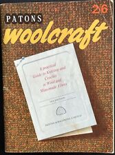 Patons Woolcraft Guide