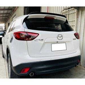 Stock 284 PDL Rear Trunk Lip Spoiler Wing For 2012~17 Mazda CX-5 CX5 Hatchback