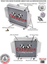 1986 1987 1988 Suzuki Samurai Champion 2 Row Aluminum Radiator EC170