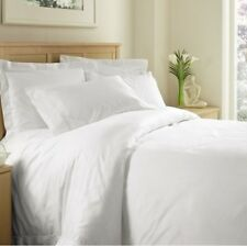 6 Pieces Queen Size White Solid 1000 Thread Count Sheet Set 100% Egyptian Cotton