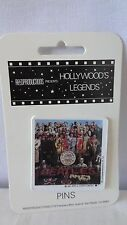 Beatles 1991 Hollywoods Legends Sgt. Peppers Lonely Hearts Club Band Pins #J419