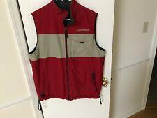 Abercrombie Vest Men's XL Reversible Fleece/Nylon Vest Size XL