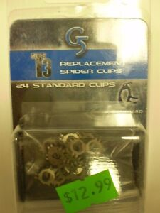 G5  T3 24 STANDARD CLIPS  (179-T-3)