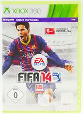 FIFA 14 2014 | Microsoft X-Box 360 X360 | komplett in OVP | sehr gut