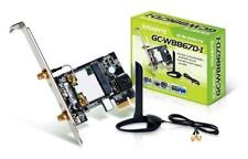 Gigabyte GC-WB867D-I REV Bluetooth 4.2/Wireless AC/B/G/N Expansion Card 2.4Ghz