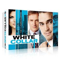White Collar Con-Plete Collection Complete Series Season 22 Disc DVD Set | NEW