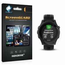 3 New High Quality Screen Protectors for Garmin Forerunner 935 Smart Watch
