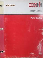 Case Ih 1482 Combine Parts Catalogue Manual Book Factory Original Oem