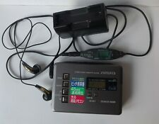 AIWA HS-PX680 stereo radio cassette player with remote & charger