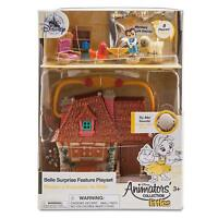 Official Disney Store Belle Animators Collection Surprise Feature Toy Playset