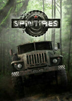 Spintires | Steam Key | PC | Digital | Worldwide |