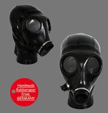 Latex Rubber Studio Gum Gas Maske - Maßanfertigung - Typ: i3