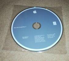 Apple iMac 2006 Mac OS X 10.4.4 Tiger Installation Disc 2 DVD 2Z691-5607-A