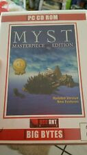Myst Masterpiece Edition PC GAME - FREE POST *