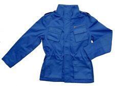 Wulfsport Gafas Motocross MX Pit chaqueta azul XXLarge De Ocio