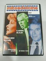 Un Equilibrio Delicado + Hombre del Klan + Jefes - DVD Region 2 Español - Am