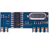 433MHz HPD8406M ASK Superheterodyne Receiver Module Precise 3.0 ~ 5.5V -115dBm