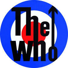 CHAPA/BADGE THE WHO . pin button tommy mod the jam rolling stones kinks beatles
