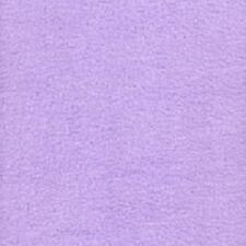 "Lavender Solid Polar Fleece Anti-Pill Lining Apparel Fabric - BTY - 60"""