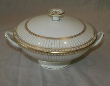 More details for wedgwood colonnade gold lidded vegetable dish - 2  available