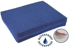 Go Pet Club GoPetClub 44W x 32L x 4H Solid Memory Foam Orthopedic Dog Pet Bed