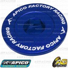 Apico Blue Engine Timing Plug For Husqvarna FX 350 2017 Motocross Enduro