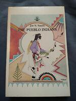 The Pueblo Indians by Joe S. Sando (1982, Paperback) Second Edition