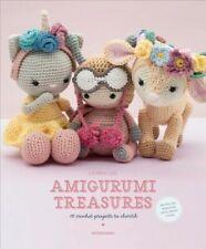 Amigurumi Treasures : 15 Crochet Projects to Cherish, Paperback by Lee, Erinn.