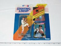 1992 Starting Lineup Roger Clemens Red Sox action figure Kenner MLB card NOS