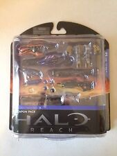 HALO REACH SERIES 5 WEAPON PACK !!!