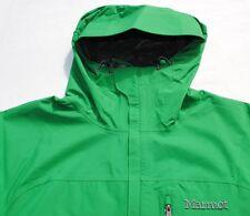 Marmot Hombre Minimalista Paclite Gore-Tex Chaqueta Impermeable Verde Tamaño X Grande