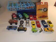 Lot 19 Micro Machine Vehicles Various Diecast Cars & Trucks