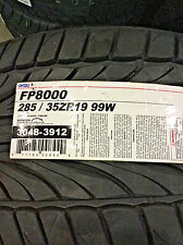 2 New 285 35 19 Ohtsu FP8000 Tires