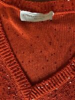 Stella McCartney Sparkly Sweater Dress - Size 42 - Lightly Used