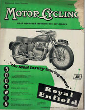 Weekly Motor Cycling Magazines in English