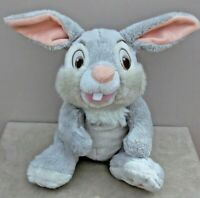 "Genuine Original Disney Bambi's 11"" THUMPER Very Soft Plush Toy"