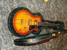 Godin Montreal Premiere Supreme Electric Guitar in Lightburst
