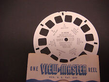 Sawyer's Viewmaster Reel Monticello Home of Thomas Jefferson Grave # SP-9032