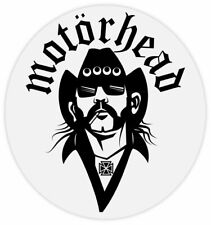 "Motorhead music sticker decal 4"" x 4"""