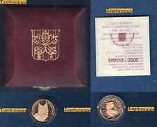 Vatican 2008 - 20 Euro BE OR 2930 Exemplaires - Sculpture  Le Torse du Belvédère