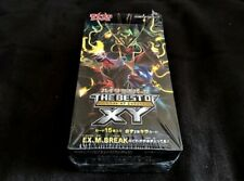 Pokemon Best of XY Sealed Japanese Booster Box - 10 Packs - Out of Print