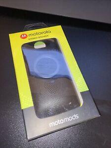Motorola Speaker for Moto Z family - Black