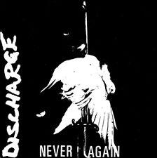 Discharge – Never Again CD - New / Digipak Re (2016) HC Punk D Beat