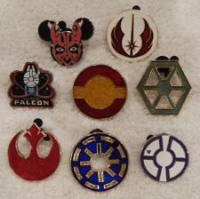 GRAB BAG of 5 RANDOM STAR WARS DISNEY TRADING PINS Tradable Lapel Pin lot empire