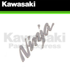 NEW 2012 - 2018 GENUINE KAWASAKI NINJA ZX-14R 'NINJA' SIDE COWLING DECAL