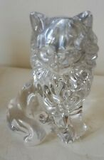 Lenox Crystal Cat