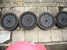 4 Stahlfelgen SÜDRAD SRD 152504 6Jx15H2 ET45 5Loch Audi VW A4,A6, B3 C4